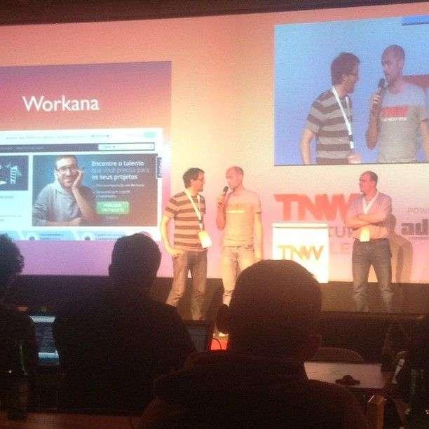 Workana ganadora Startup Battle