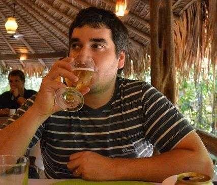 Ser freelancer... y tener siempre una cerveza cerca
