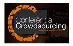 conferência crowdsourcing no Brasil