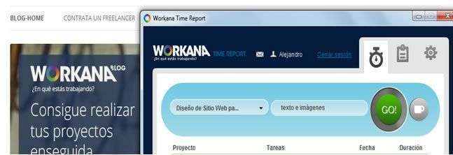 Workana Time Tracker 03