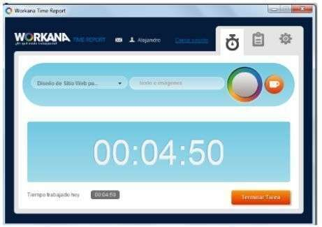 Workana Time Tracker 04