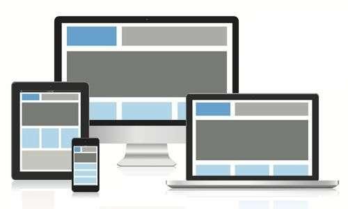 Responsive Design para diferentes dispositivos