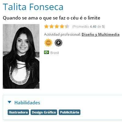Caso de éxito: Talita Fonseca