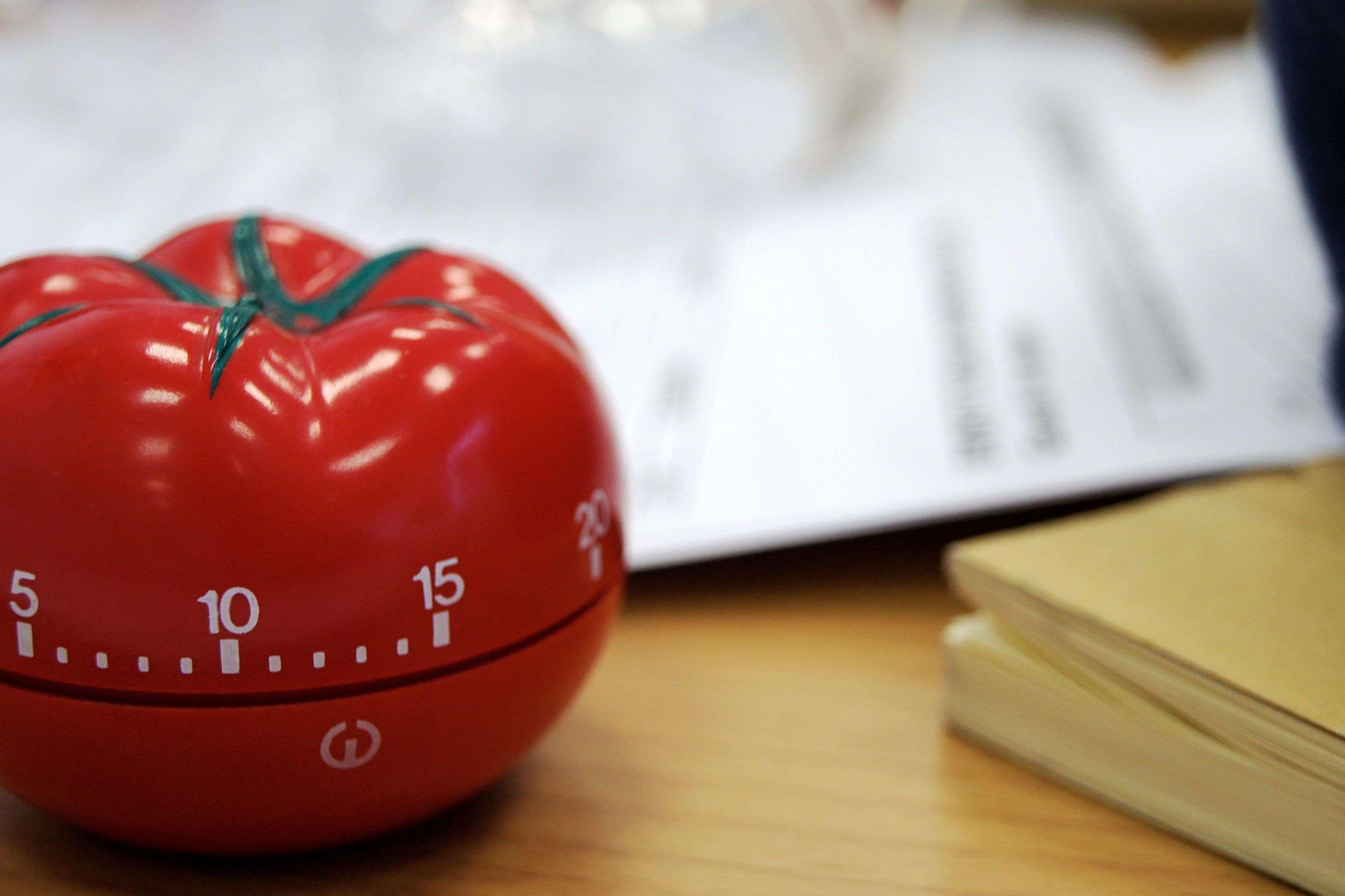 productividad pomodoro
