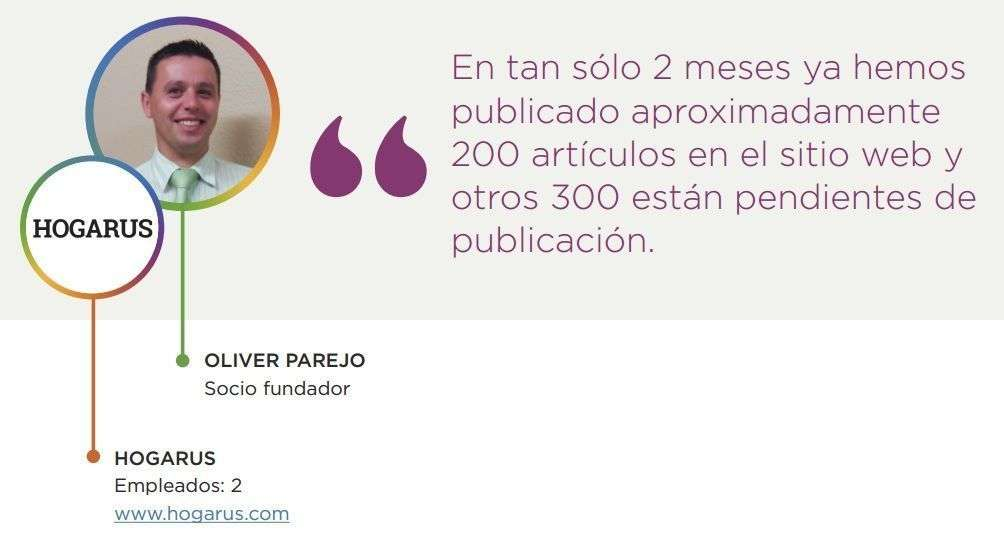 Oliver Parejo en Workana