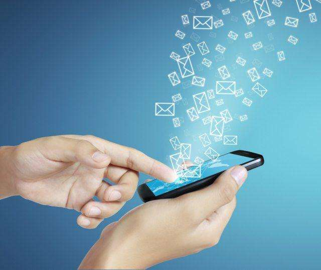 como enviar mensagem eficiente
