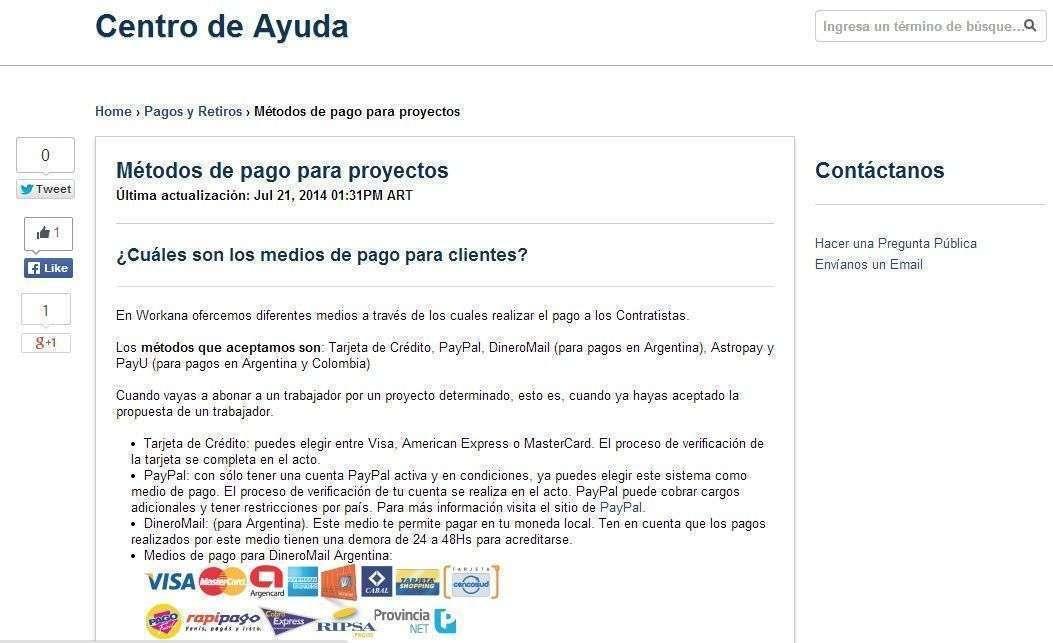 medios de pagos en Colombia