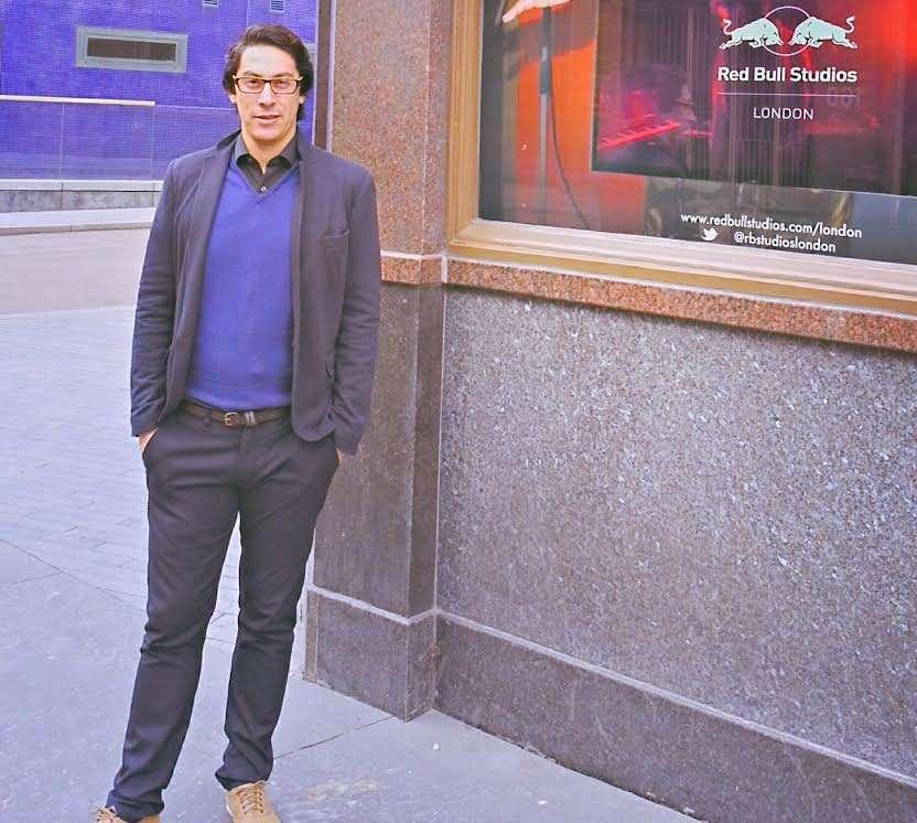 Entrevista Juan Pablo Flores