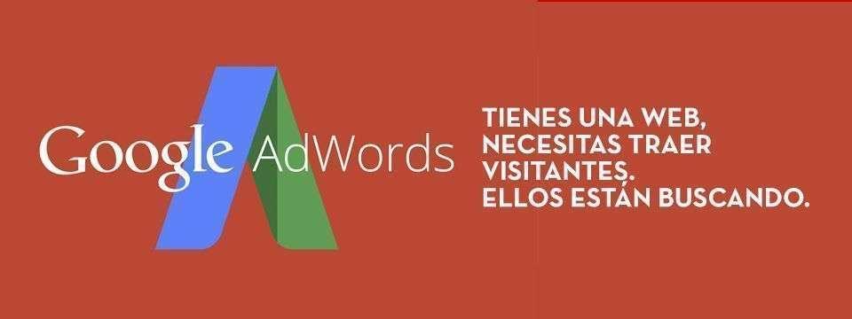 Usando AdWords para generar visitas a tu sitio web