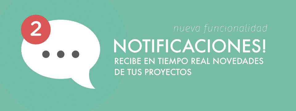 Novas notificações na Workana: seja o primeiro a enviar uma proposta em um novo projeto!