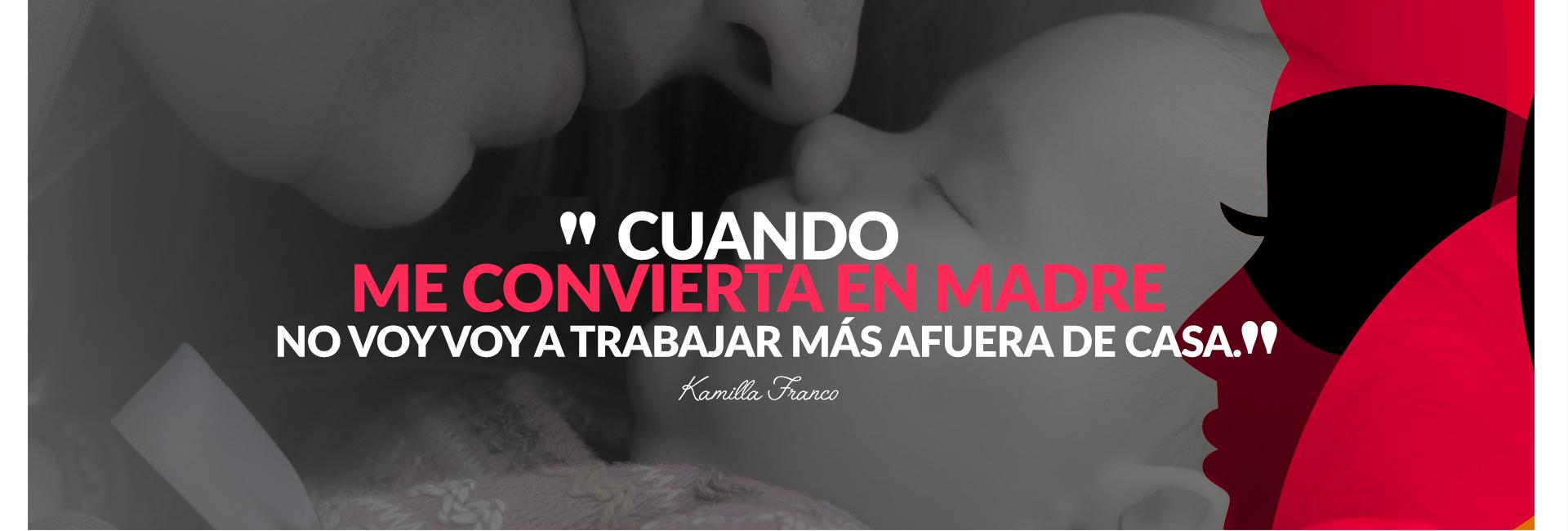 Kamilla Franco: Como a maternidade fez eu me tornar freelancer