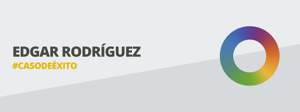 Caso de éxito: Edgar Rodriguez