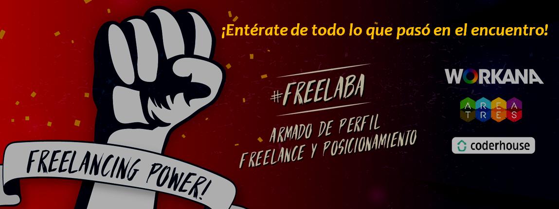 ¡Así vivimos el Módulo 2 del #FreelaBA!