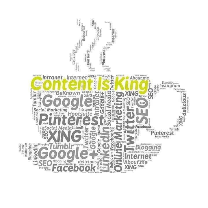 marketing de conteudo com keywords