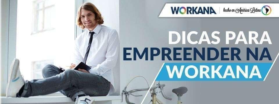 Como empreender na Workana