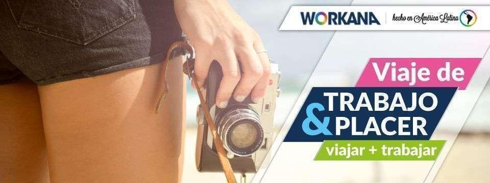 Trabalho remoto: viajando pelo mundo