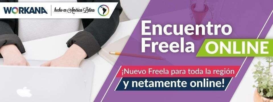 #Freela: Encuentro de Freelancers Latinoamericanos