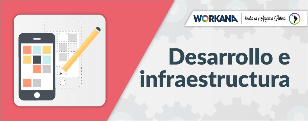 ¿Cómo crear una App?: Desarrollo e infraestructura.