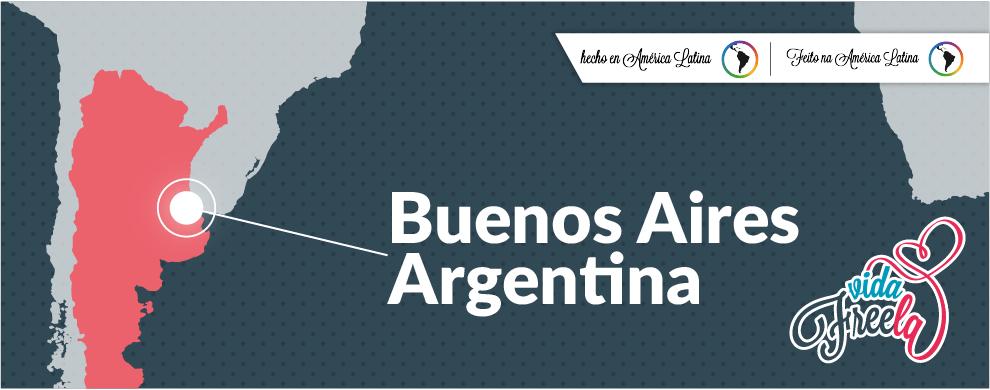 Vida Freela en La Plata: tres excelentes opciones