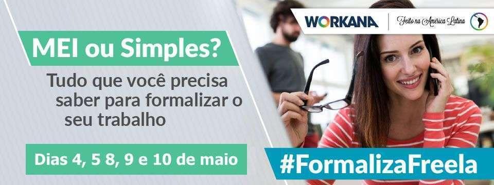 FormalizaFreela: campanha de incentivo a formalização de freelancers
