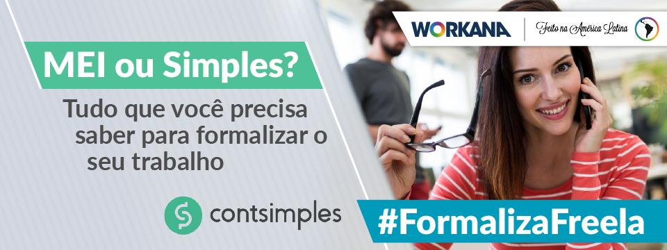 #FormalizaFreela: passo a passo para se formalizar como SIMPLES!