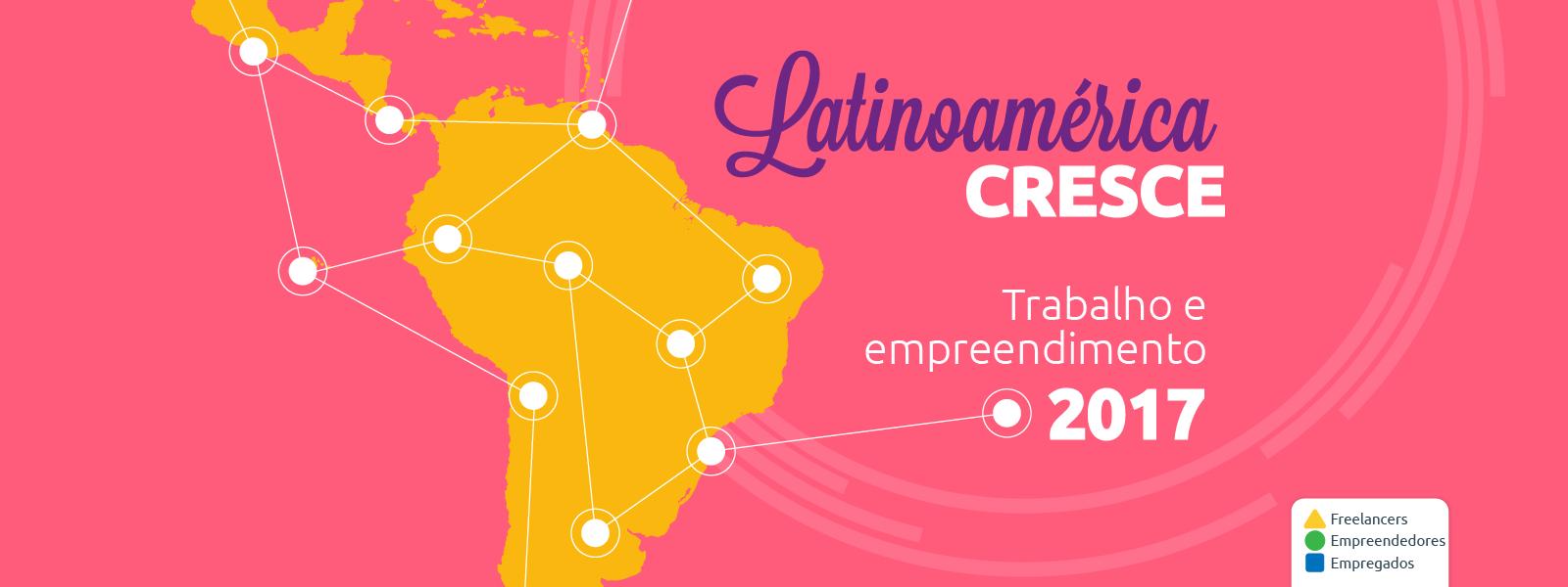 2017: Relatório do trabalho e empreendedorismo no Brasil