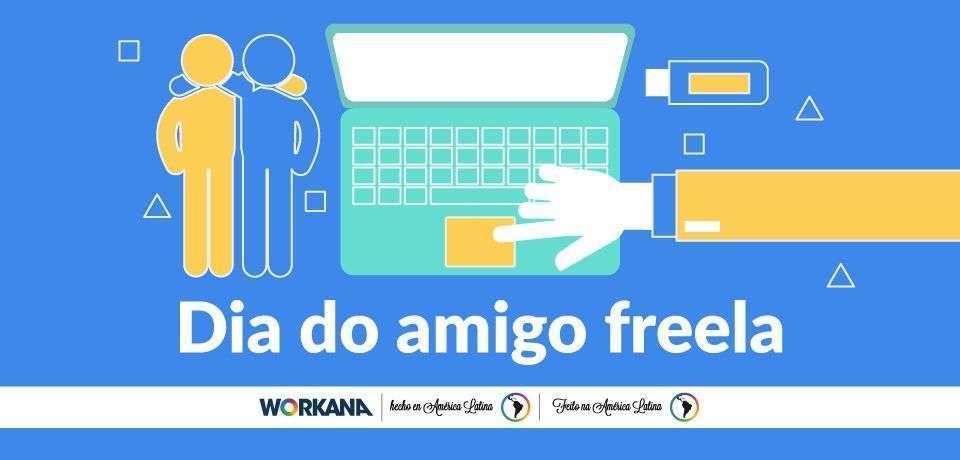 Amigos Freelancer #DiadoAmigo