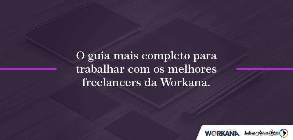 trabalhar com freelancers