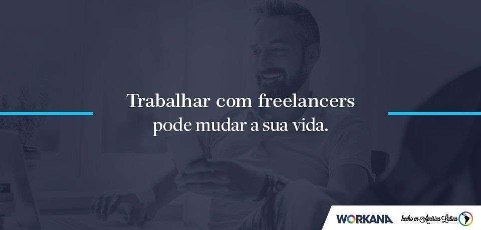 Trabalhar com freelancers pode aumentar o tráfego do seu site em 270%!
