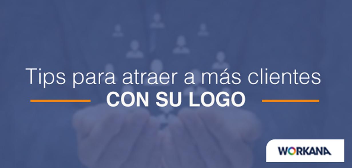 3 consejos imperdibles para atraer más clientes sin hacer esfuerzo, apenas con tu logotipo
