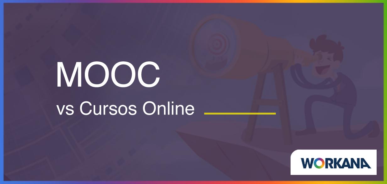 ¿Cuál es la diferencia entre un MOOC y un Curso Online?