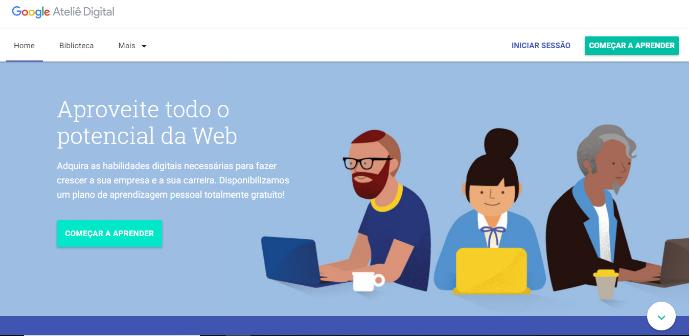 Homepage - Google Garage Digital