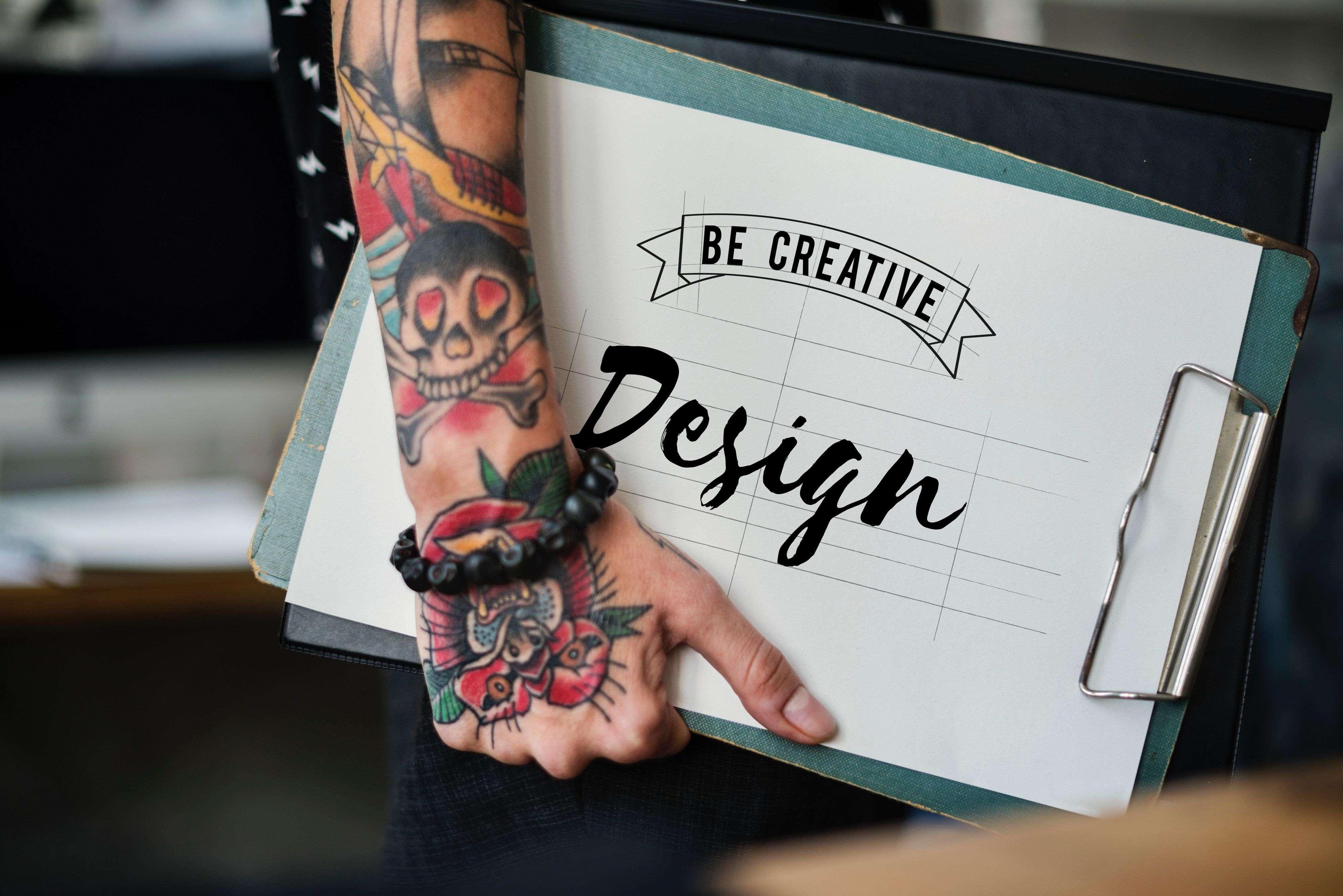 Os 5 conteúdos visuais mais populares em Design Gráfico