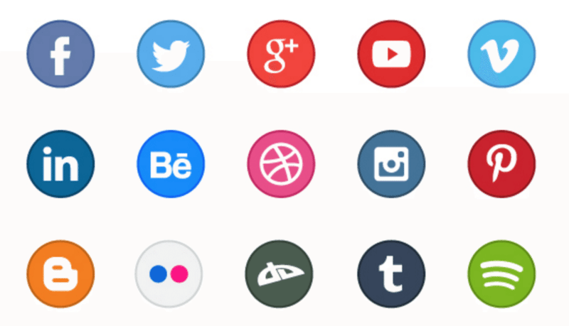 Logotipos Redondos