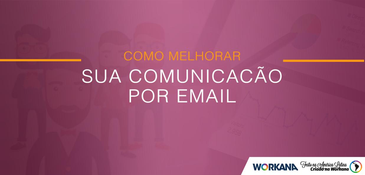comunicação por e-mail