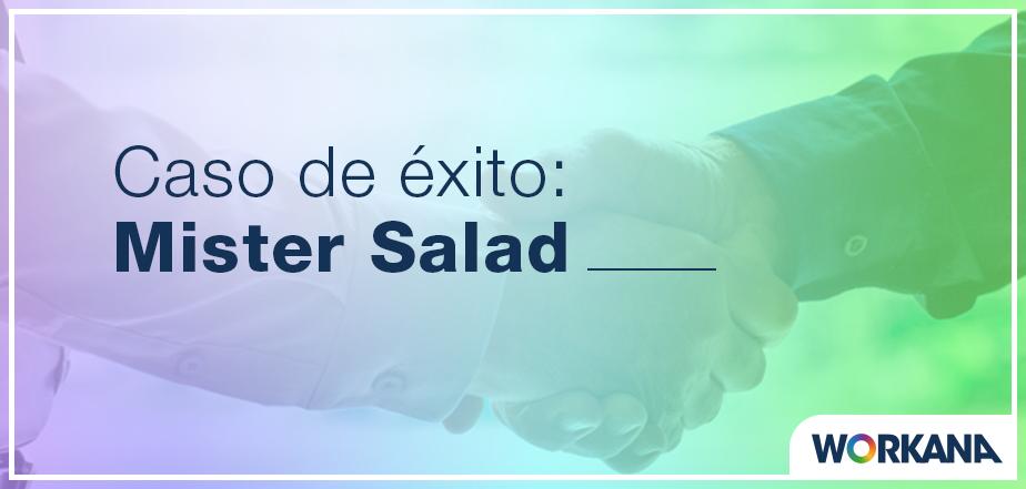 PyMEs que contratan freelancers para crecer: Mister Salad