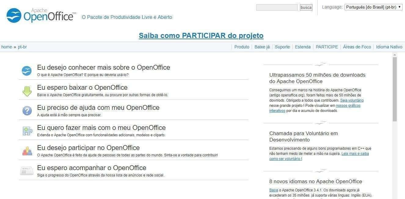 Apache OpenOffice Excel