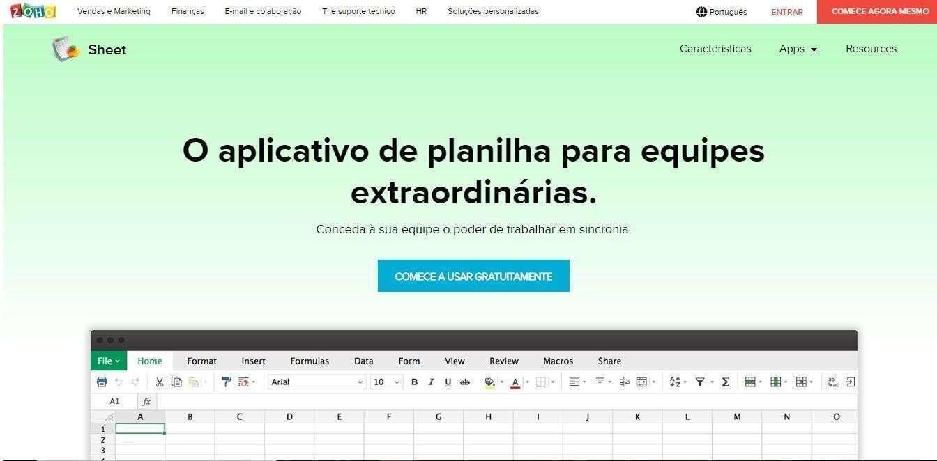 Além do Excel: As 8 Melhores Opções de Programas para fazer Planilhas