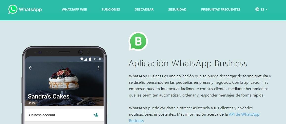 Cómo Usar Whatsapp Web Y Whatsapp Business En Una Empresa
