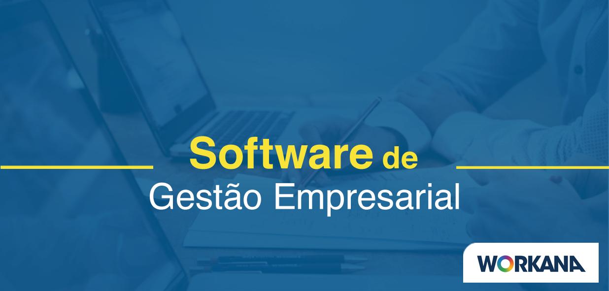 Software de Gestão Empresarial para PMEs