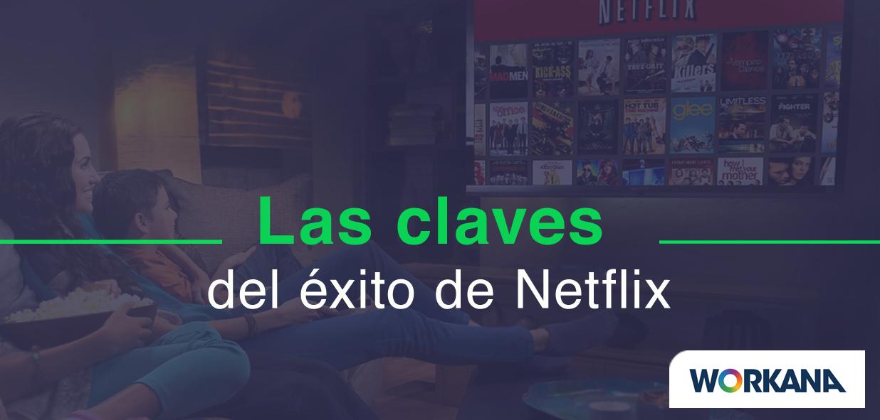 Cultura organizacional y talento: las claves de Netflix para el éxito