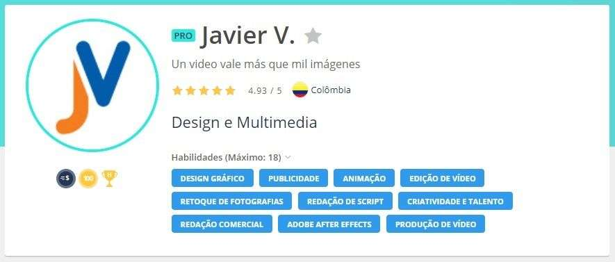 Javier Freelancer Workana
