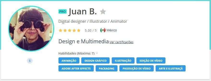 Juan Billy Freelancer Workana
