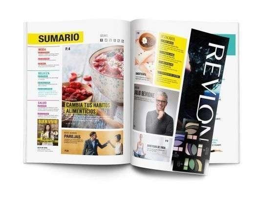 Design Editorial Nadia Quetglas