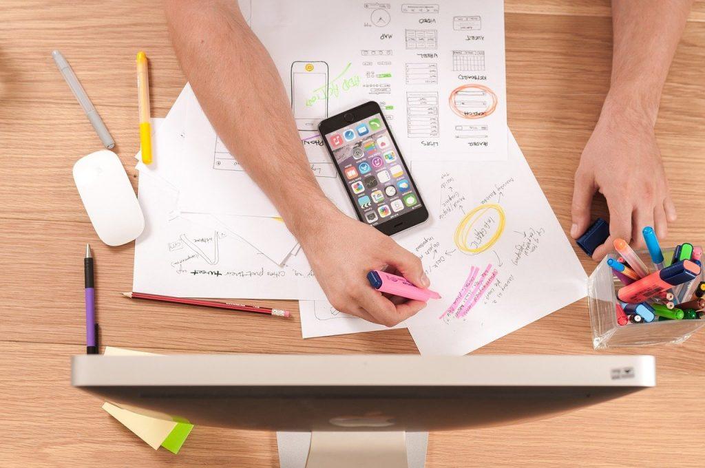 diseño UX en aplicaciones móbiles