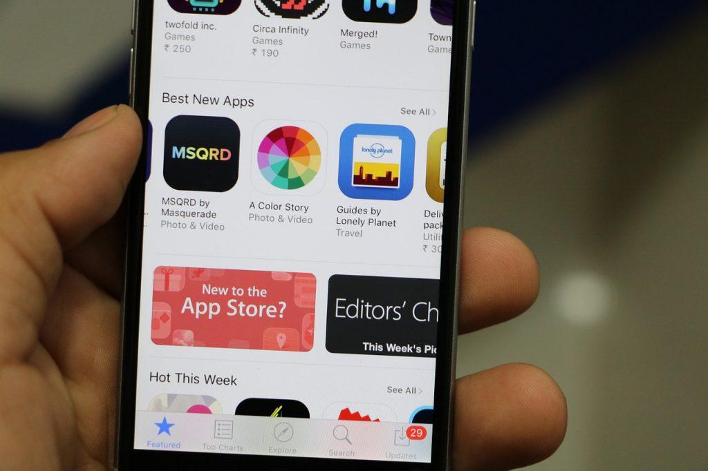 publica tu app en una tienda de aplicaciones