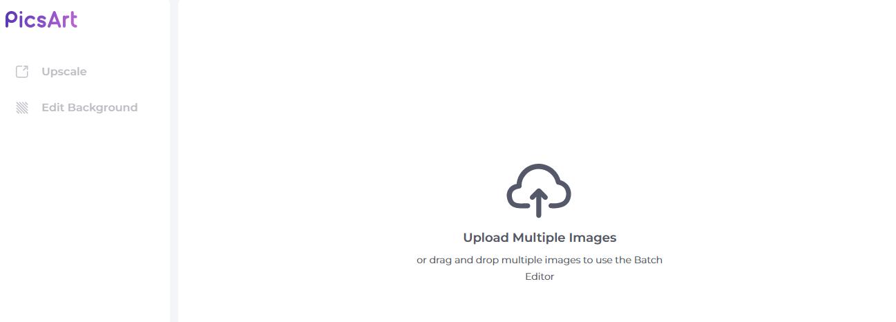 remover fundo de imagem com Pics Art no PC