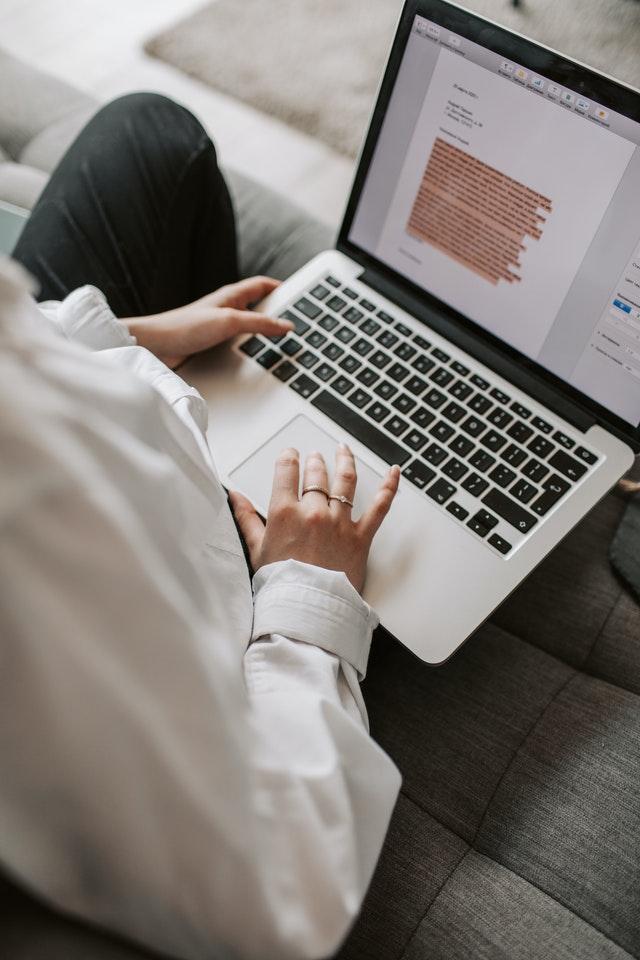 tipos de redacción comercial o empresarial - workana blog